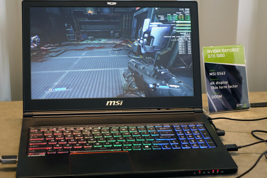 Best Laptops With Gtx 1060 In 2020 Top 5 Picks For Gaming Gamers